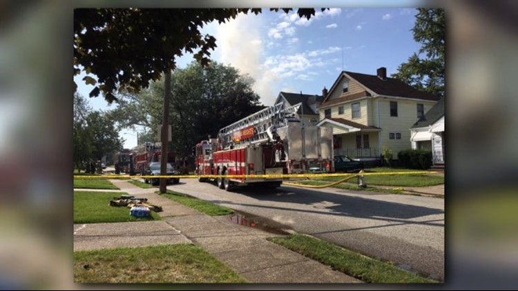 Mayor: Man sets multiple homes on fire after blow-torching weeds
