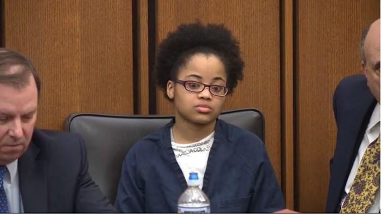 Sierra Day sentencing