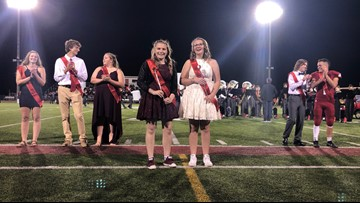 High school averts gender roles by crowning 2 girls homecoming 'royalty'