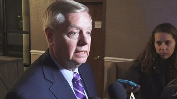 Lindsey Graham: 'Great day for President Trump and his team'
