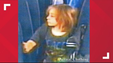 Photo shows missing SC girl getting off school bus