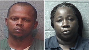 Mom, dad charged after toddler suffered second and third-degree burns, deputies say