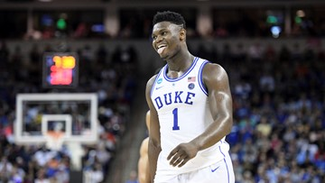 Zion Williamson entering NBA draft after 1 year at Duke