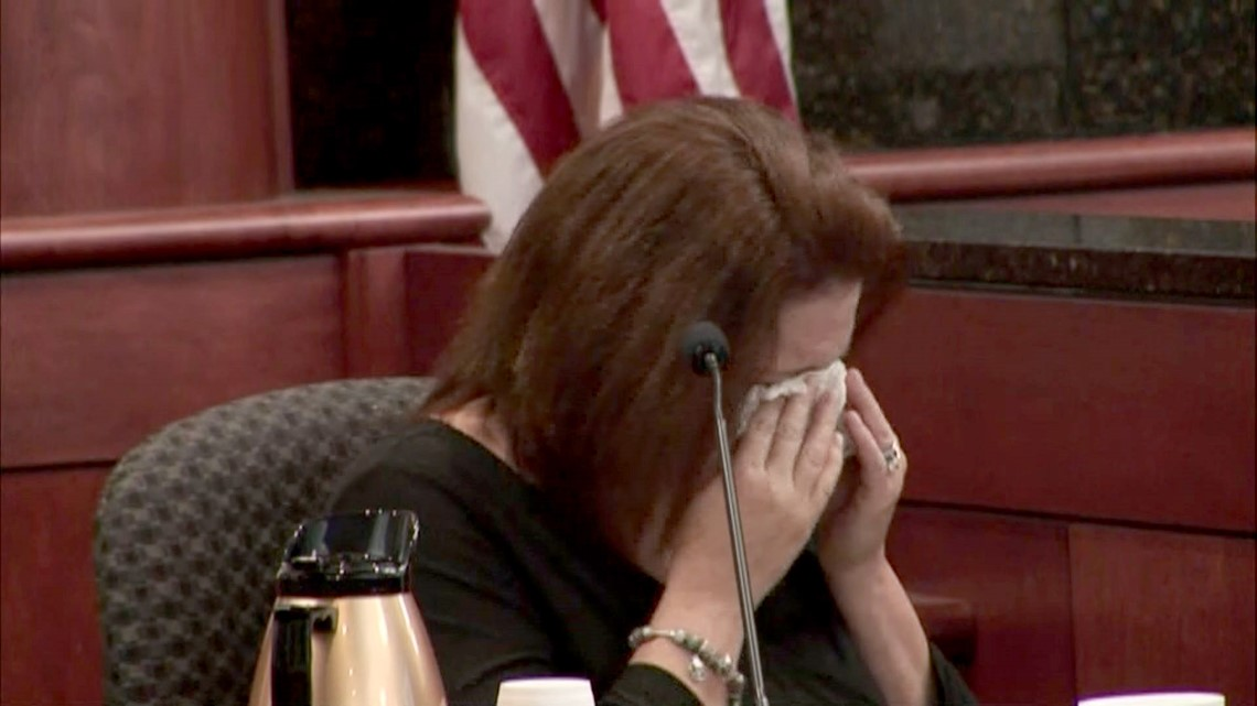 'My babies should be alive': Mom of 5 children who were killed testifies in court