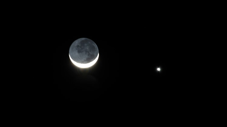 Venus and Mars to align in the sky this week