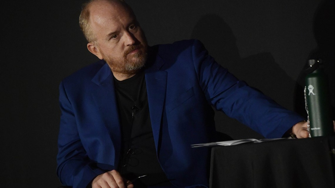 Twitter furious as Louis C.K. reportedly heard mocking Parkland survivors, non-binary youth