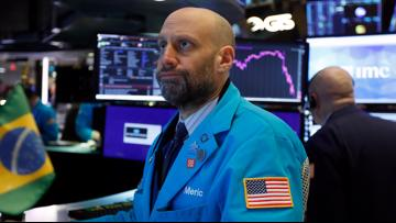 Wall Street futures show modest gains to start week