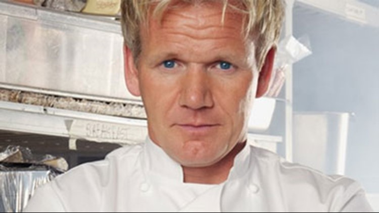 Gordon Ramsay announces he is opening a restaurant in Orlando