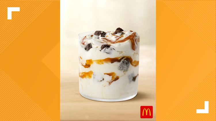 Earn a free McFlurry for mistaking the spoon for a straw