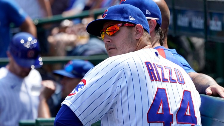 Cubs trade star Anthony Rizzo to Yankees