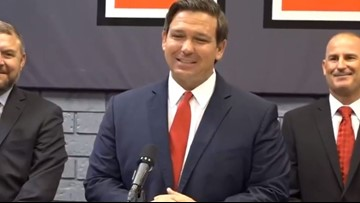 Gov. Ron DeSantis to recommend higher starting salaries for Florida teachers