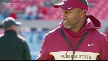 Ex-Florida State coach Willie Taggart hired at Florida Atlantic