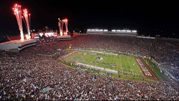 FSU sends marching band to France for 75th anniversary D-Day parade