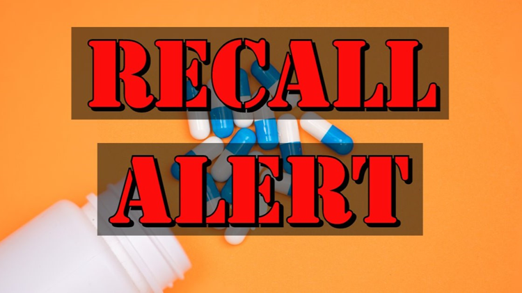Thyroid medication recalled due to contamination concerns