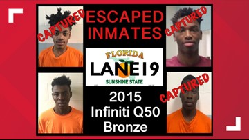 UPDATE: Police searching for last escaped juvenile inmate, stolen vehicle; 3 inmates captured