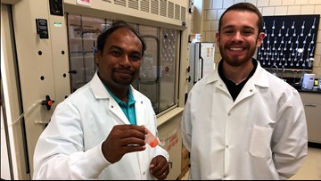 Pharmacy students develop cancer-fighting compound that could help battle brain cancer