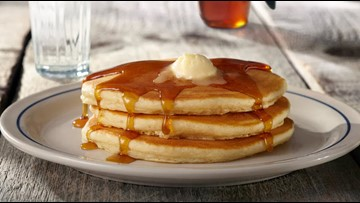 IHOP celebrating 'Panniversary' with $.58 pancakes