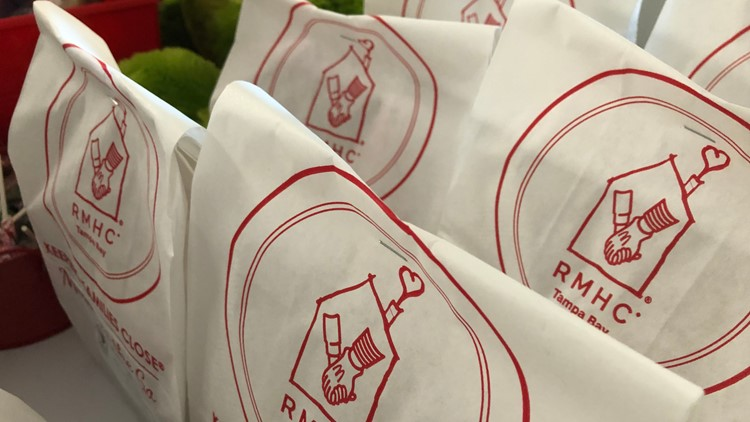 RMHC goodies to help parents
