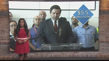 News in Numbers: DeSantis signs $5.5 million tax package