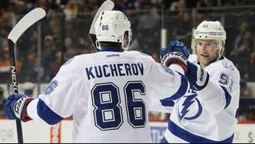Tampa Bay's Stamkos, Kucherov headed to NHL All-Star Game