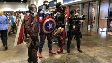Tampa Bay Comic Con: Everything to know about celebrity guests, cosplay, shopping and more