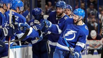Short-handed Lightning knock-off Oilers
