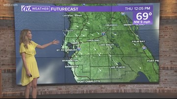 Sunshine and warmer temperatures to prevail | 10Weather