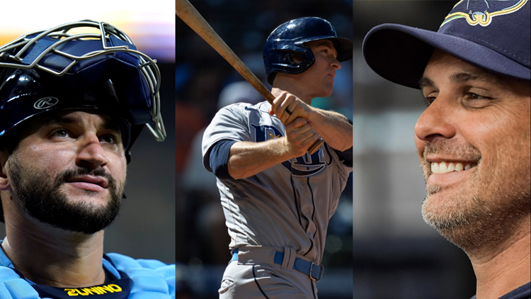 The stars align: Players and coach represent Tampa Bay Rays in All-Star Game