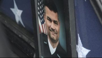 Son of officer killed in the line of duty graduates from law enforcement academy