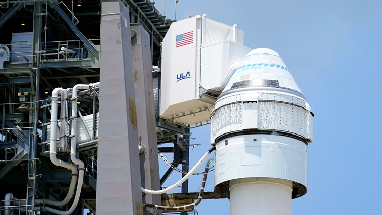 Starliner launch delayed after 'unplanned firing' of Russian module puts ISS out of orientation