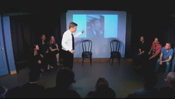 What is the art of improv?