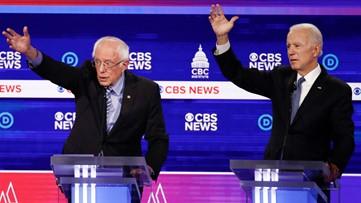 Joe Biden and Bernie Sanders cancel Cleveland rallies due to coronavirus concerns