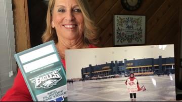Diehard fan finally sees her Bucs in every NFL city