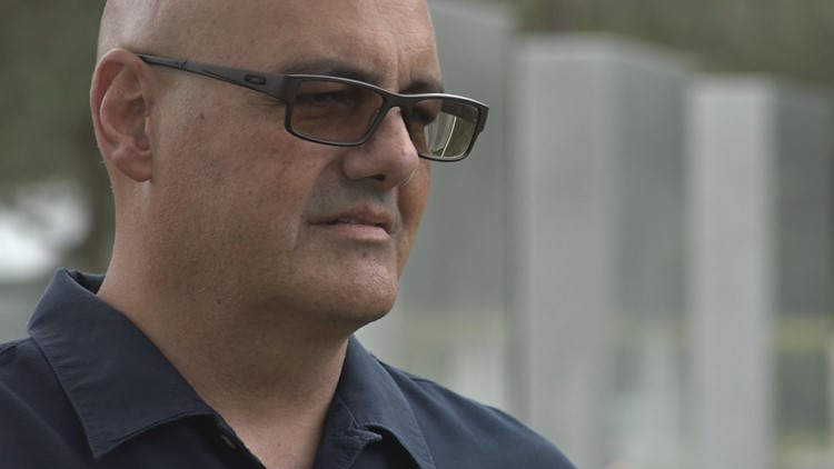 'I think of them': Safety Harbor man who worked at World Trade Center recalls heroic firefighters