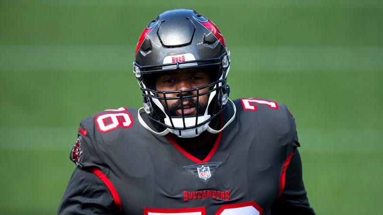 Donovan Smith, Buccaneers agree to 2-year contract extension