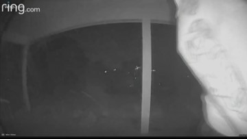 Video doorbell catches 3 suspects on camera
