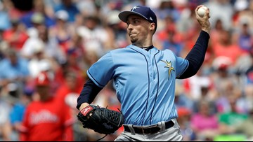 Rays star pitcher Blake Snell gets $50 million, 5-year deal