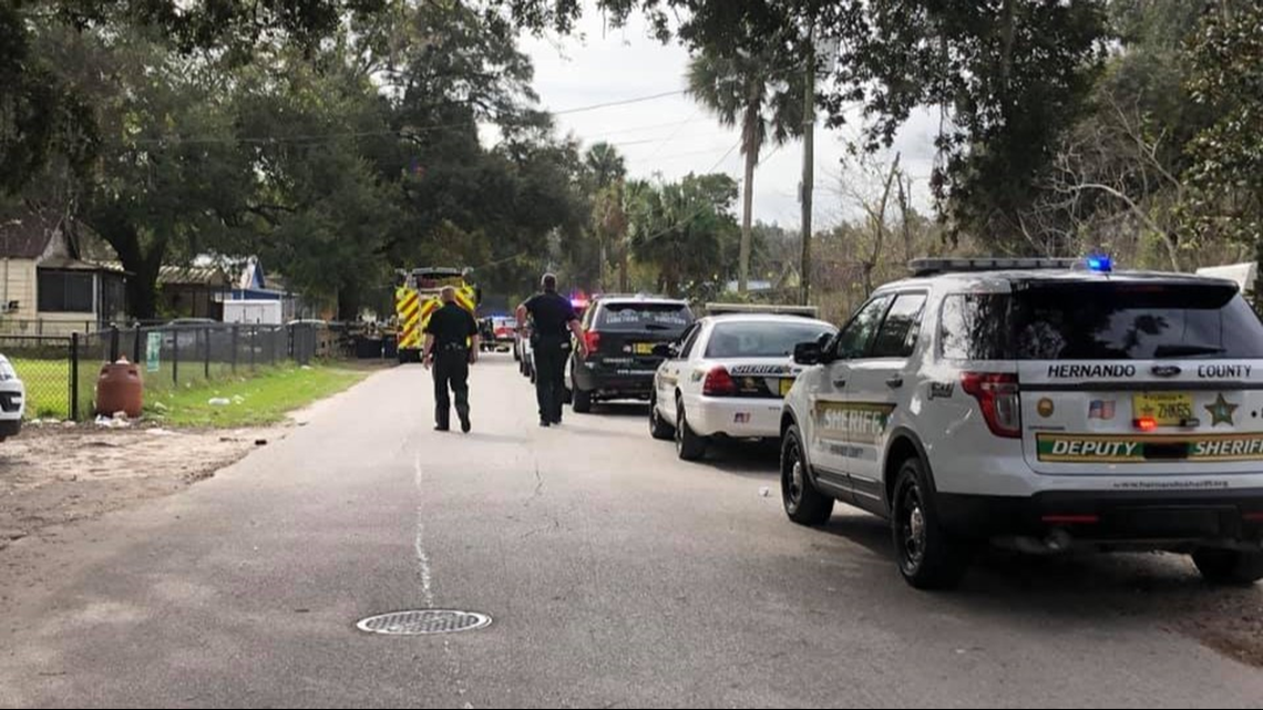 Hernando County sheriff seeks tips in Brooksville shooting | wtsp com