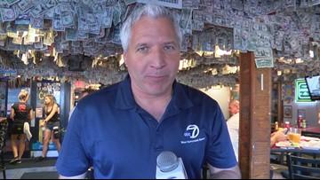 Bar donates to Bahamas hurricane relief