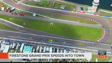 St. Pete Grand Prix coming up