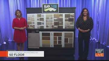 50 Floor: Quality Flooring at Incredibly Low Prices