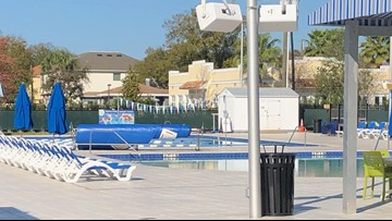 Tampa police investigate accidental drowning at Mezrah Family Aquatic Center