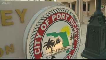 Two lawmakers want city of Port Richey dissolved