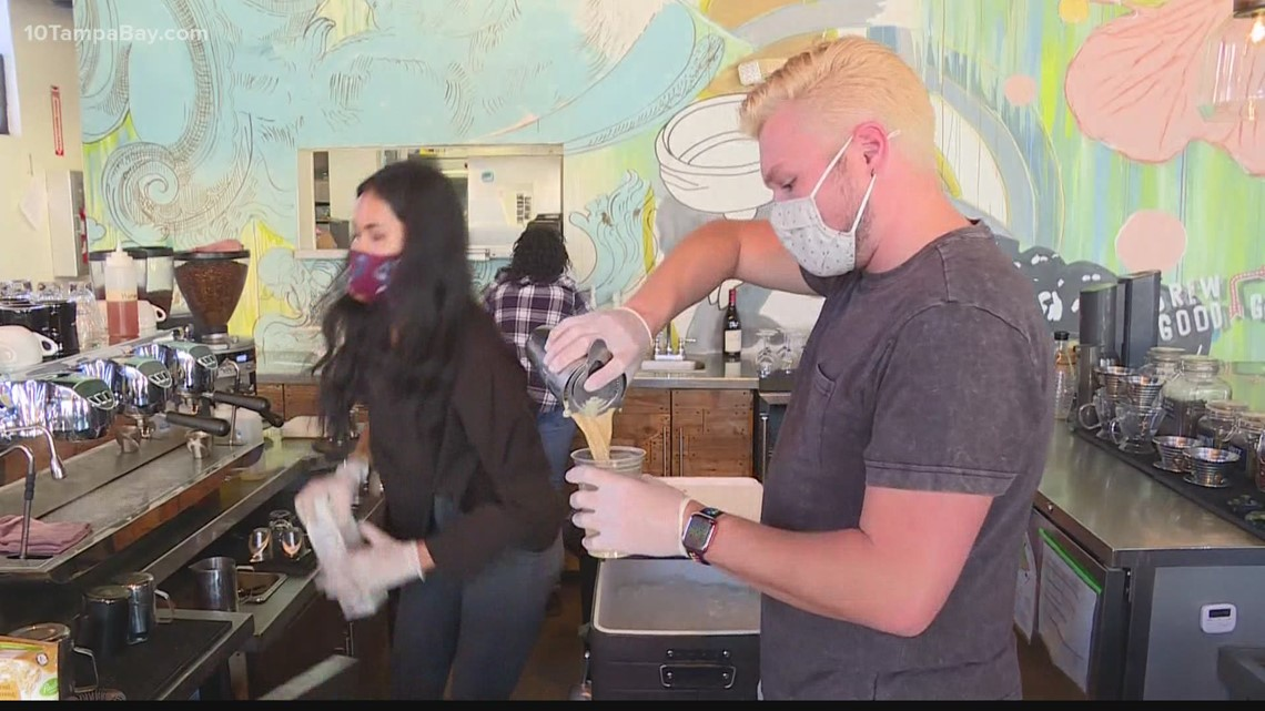 Coffee collaboration helps get bikes to kids in need