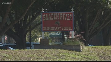 Manatee County teacher kept job after abuse allegations. A principal was accused and removed