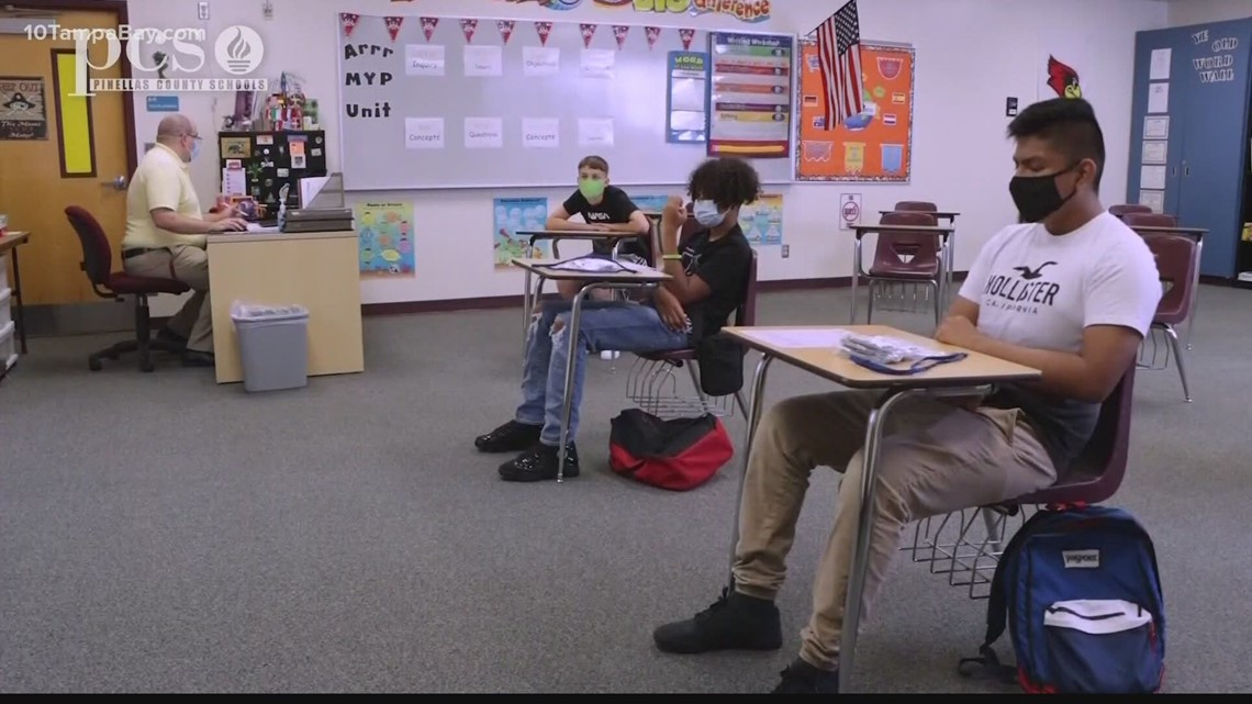 Tampa Bay area schools in a hiring rush before school starts