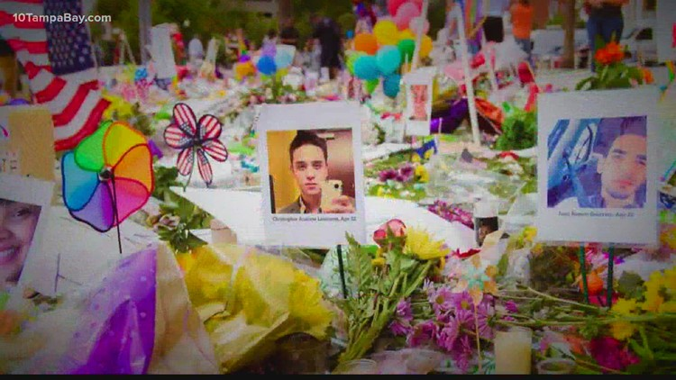 Pulse massacre pushes survivor to champion LGBTQ rights
