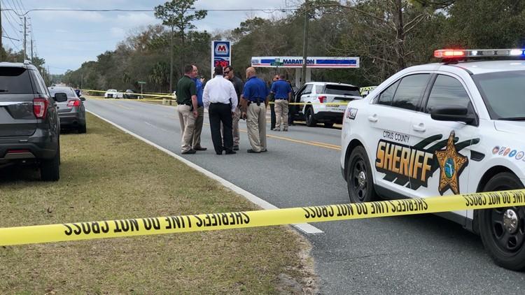 Sheriff: Deputy-involved shooting in Homosassa