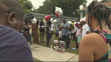 Family holds vigil for former NFL player, Plant HS star