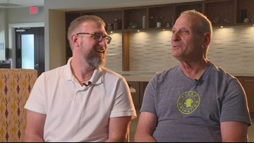 He took an online DNA test. It saved his life.